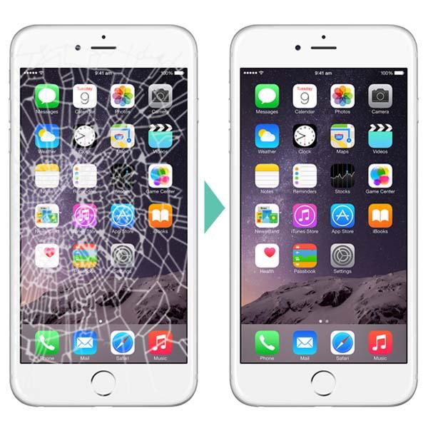 Vi reparerer alle merker og typer mobiler.