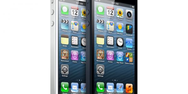 Redusert prisen på iPhone 5 skjermer