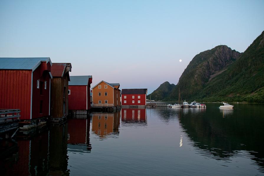 Sjøgata Mosjøen