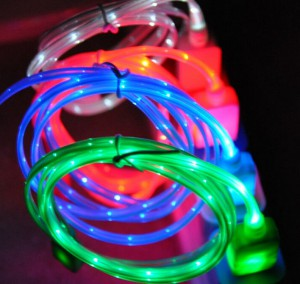 Iphone 4 kabel led