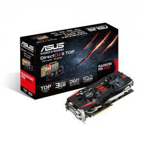 Skjermkort Asus AMD Radon R9 280 3GB