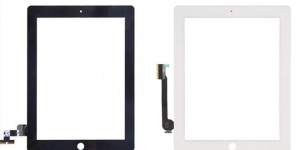 Skjerm til iPad på lager