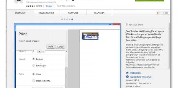 Chrome-utvidelse spionerer på surfingen din