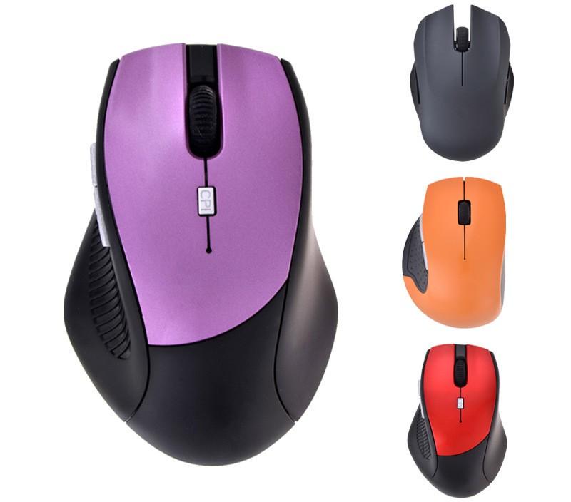 Trådløs mus