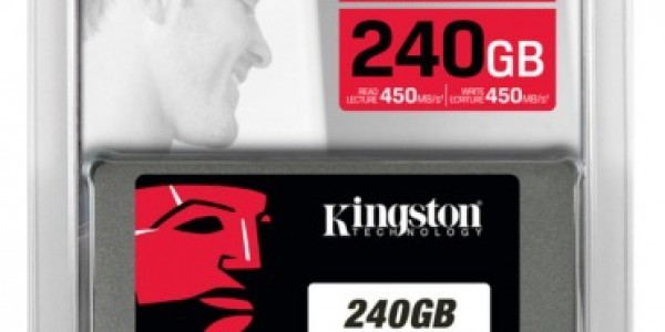 Kingston 240GB SSD NÅ 995,-. (før 1495,-)
