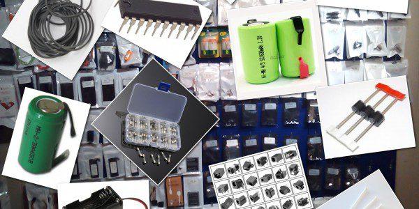 Trenger du elektronikk komponenter?