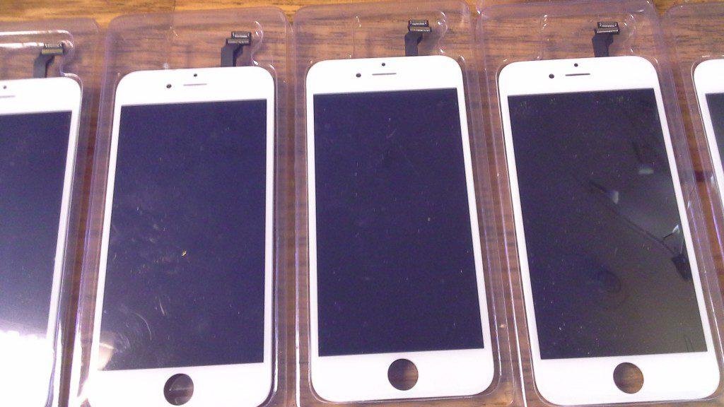 iphone 6 skjermer