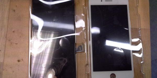 iPhone 7 plus skjermer på lager