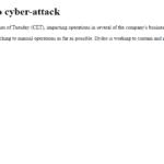 Hacker angrep mot Hydro