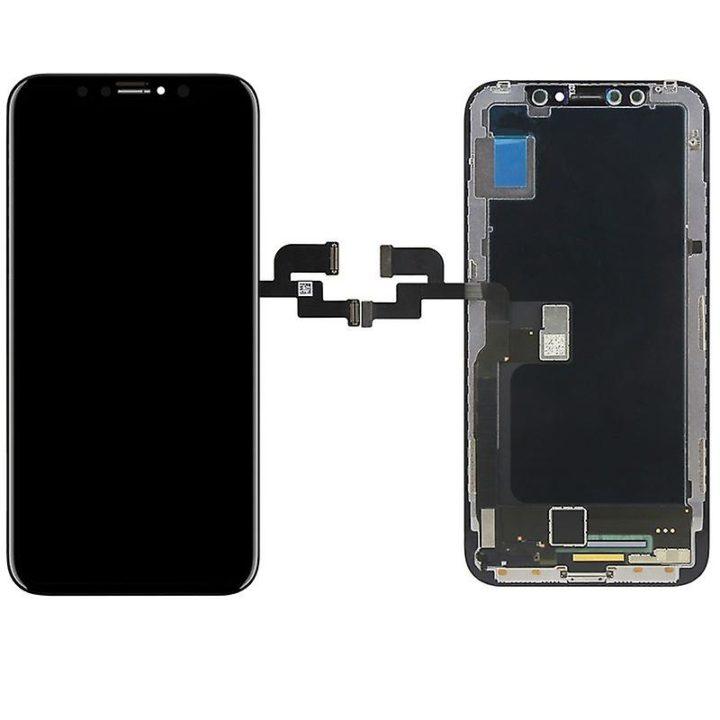 iPhone X skjerm